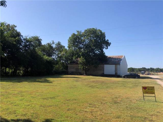 east Utility, Hico, TX 76457 (MLS #14173211) :: RE/MAX Town & Country