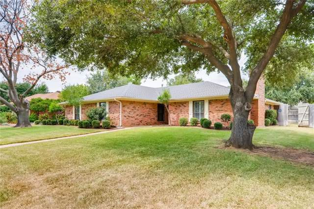 306 Pebble, Highland Village, TX 75077 (MLS #14173217) :: Real Estate By Design