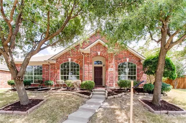 1306 Hazelwood Drive, Allen, TX 75002 (MLS #14173228) :: HergGroup Dallas-Fort Worth