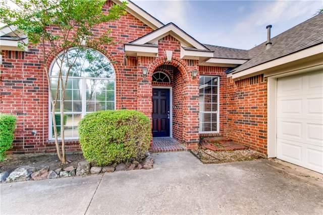 1327 Marwood Drive, Allen, TX 75013 (MLS #14173252) :: Kimberly Davis & Associates