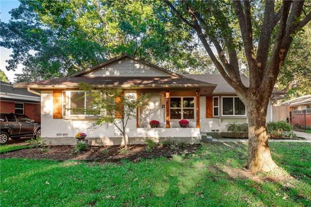 11710 Farrar Street, Dallas, TX 75218 (MLS #14173256) :: Robbins Real Estate Group