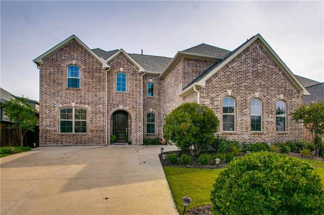 1818 Legendary Reef Way, St. Paul, TX 75098 (MLS #14173265) :: Performance Team