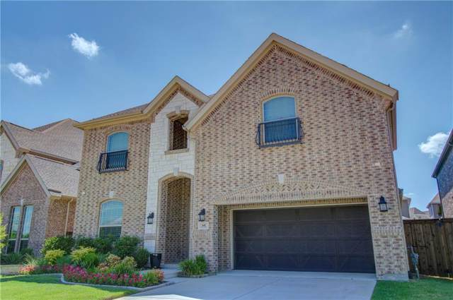 641 Rock Springs Road, Coppell, TX 75019 (MLS #14173326) :: Hargrove Realty Group
