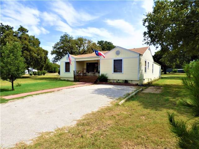 1406 W Commerce Street, Eastland, TX 76448 (MLS #14173344) :: RE/MAX Town & Country