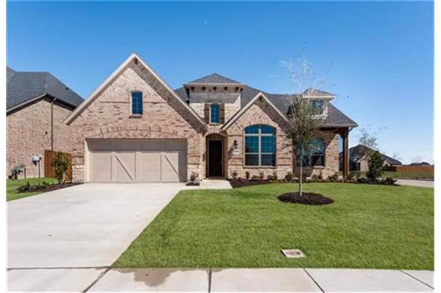2712 Merlot Circle, Rowlett, TX 75088 (MLS #14173349) :: Performance Team