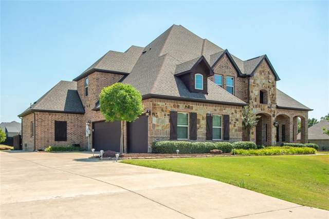 745 Simmons Road, Double Oak, TX 75077 (MLS #14173438) :: Baldree Home Team