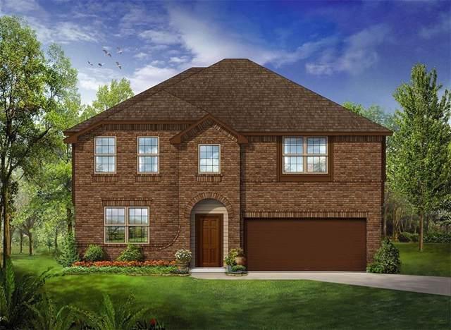 1421 Pleasant Knoll Trail, Aubrey, TX 76227 (MLS #14173450) :: Potts Realty Group