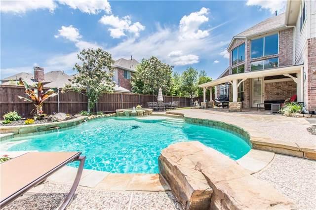 1206 Granger Drive, Allen, TX 75013 (MLS #14173463) :: Kimberly Davis & Associates