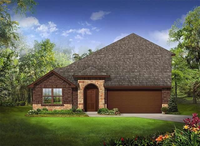 1417 Pleasant Knoll Trail, Aubrey, TX 76227 (MLS #14173469) :: Real Estate By Design