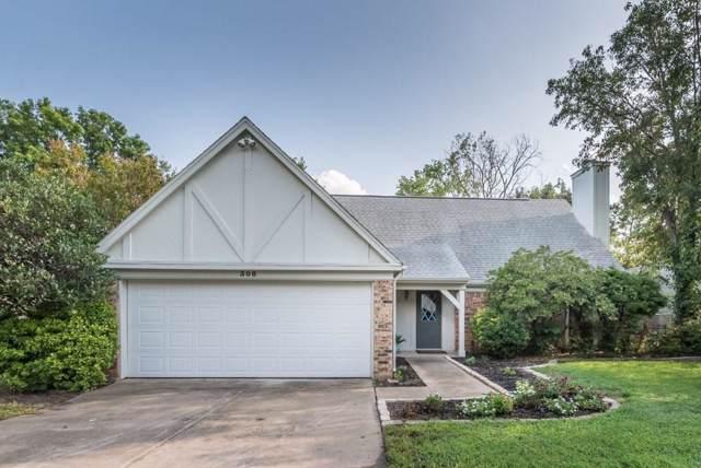 308 Harrington Lane, Euless, TX 76039 (MLS #14173549) :: Baldree Home Team
