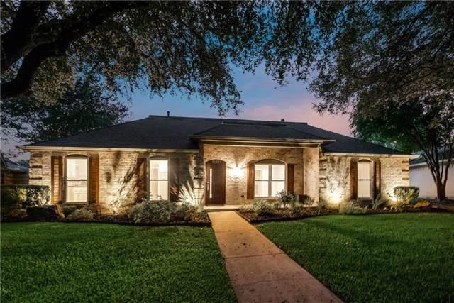 7129 La Sobrina Drive, Dallas, TX 75248 (MLS #14173572) :: The Real Estate Station