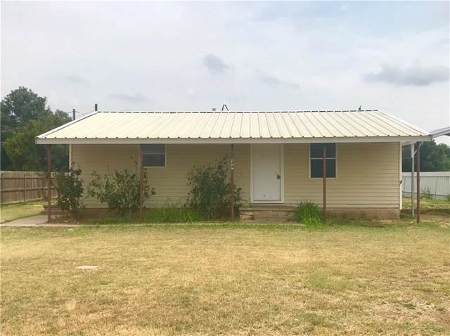 246 Avenue G, Hawley, TX 79525 (MLS #14173589) :: The Chad Smith Team