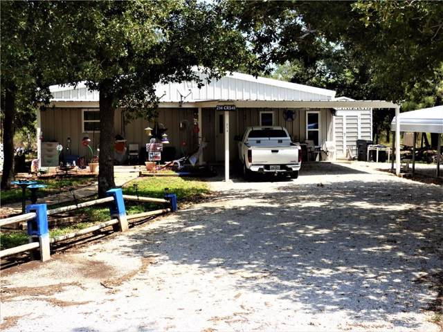 214 County Road 541, Eastland, TX 76448 (MLS #14173601) :: RE/MAX Town & Country