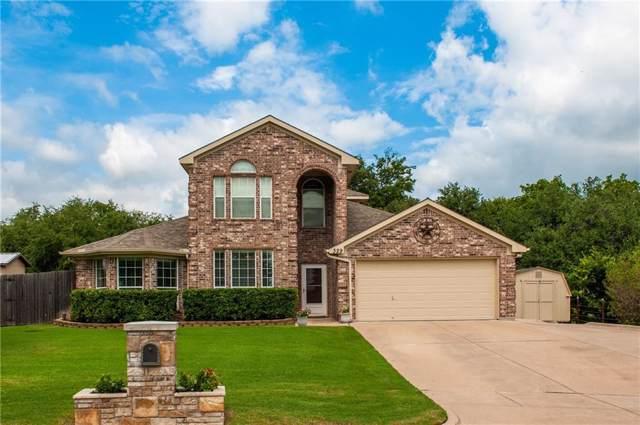 329 Wintergreen Court, Weatherford, TX 76085 (MLS #14173609) :: Kimberly Davis & Associates