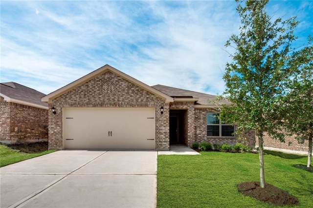 4505 Mares Tail Drive, Forney, TX 75126 (MLS #14173631) :: The Real Estate Station