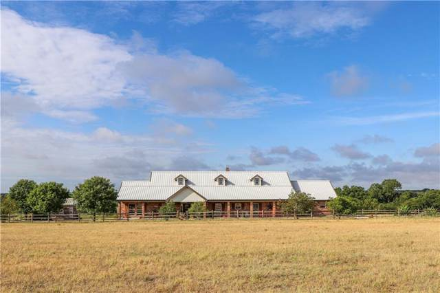 1340 County Road 621, Hamilton, TX 76531 (MLS #14173698) :: RE/MAX Town & Country