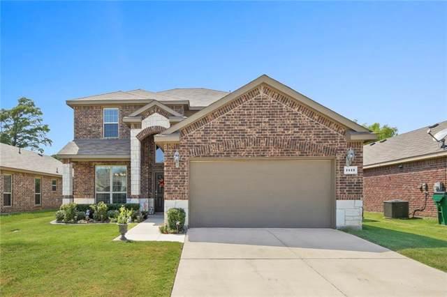 1412 Cheyenne Drive, Aubrey, TX 76227 (MLS #14173738) :: Real Estate By Design
