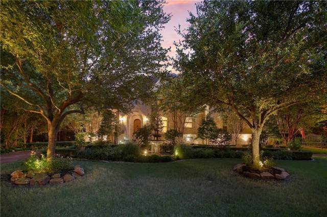8 Shadywood Lane, Melissa, TX 75454 (MLS #14173766) :: RE/MAX Town & Country