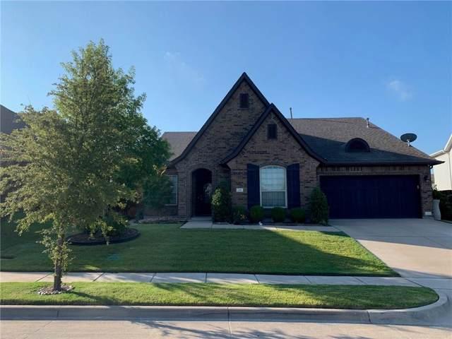 206 Parkview Drive, Aledo, TX 76008 (MLS #14173778) :: Kimberly Davis & Associates