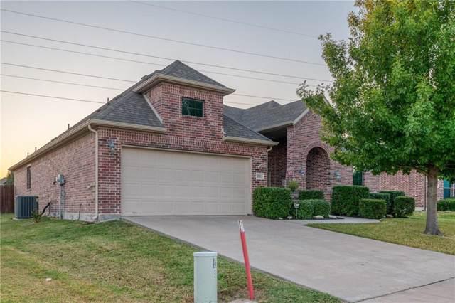 203 Boardwalk Avenue, Waxahachie, TX 75165 (MLS #14173783) :: All Cities Realty