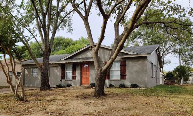 14806 Marsha Drive, Balch Springs, TX 75180 (MLS #14173862) :: The Heyl Group at Keller Williams