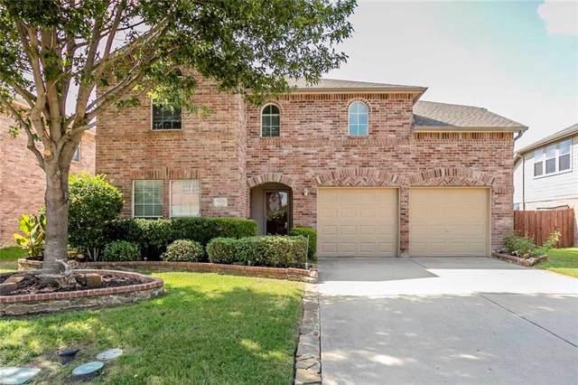 10213 Brenden Drive, Mckinney, TX 75072 (MLS #14173880) :: Lynn Wilson with Keller Williams DFW/Southlake