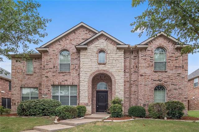 12028 Stephenville Drive, Frisco, TX 75035 (MLS #14173897) :: The Good Home Team