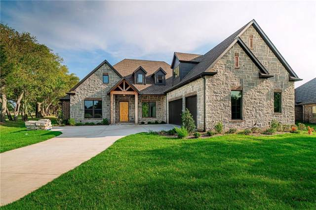 4273 Waterstone Estates Drive, Mckinney, TX 75071 (MLS #14173903) :: The Real Estate Station