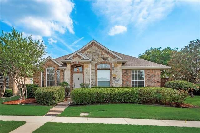 118 Stonecreek Drive, Irving, TX 75063 (MLS #14173959) :: Century 21 Judge Fite Company