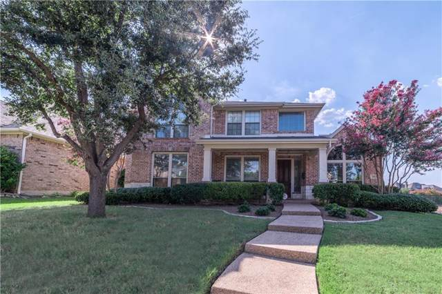 624 King Lionel Lane, Lewisville, TX 75056 (MLS #14173966) :: The Kimberly Davis Group
