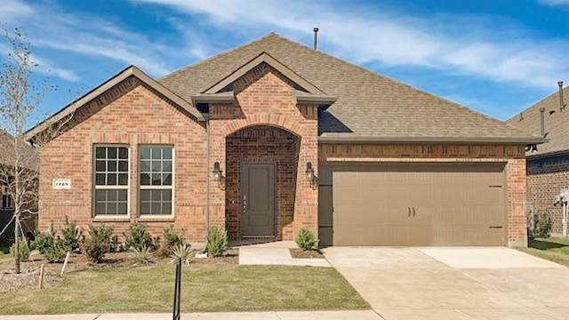 1128 Bluebird Way, Celina, TX 75009 (MLS #14174016) :: Real Estate By Design