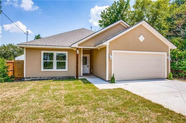1622 Mentor Avenue, Dallas, TX 75216 (MLS #14174047) :: RE/MAX Landmark