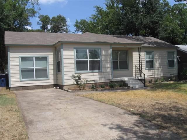 3603 Poinsettia Drive, Dallas, TX 75211 (MLS #14174075) :: Kimberly Davis & Associates