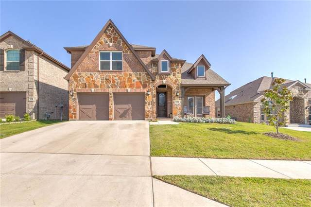 6416 Glenwick Drive, Fort Worth, TX 76123 (MLS #14174088) :: The Real Estate Station