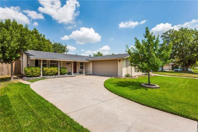 3421 High Vista Drive, Dallas, TX 75234 (MLS #14174091) :: RE/MAX Town & Country