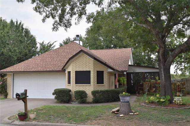 703 Cherry Drive, Groesbeck, TX 76642 (MLS #14174102) :: RE/MAX Town & Country
