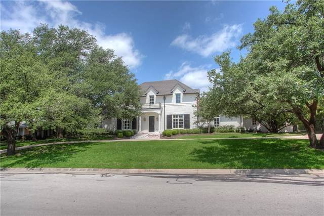 1420 Westover Lane, Westover Hills, TX 76107 (MLS #14174117) :: The Mitchell Group