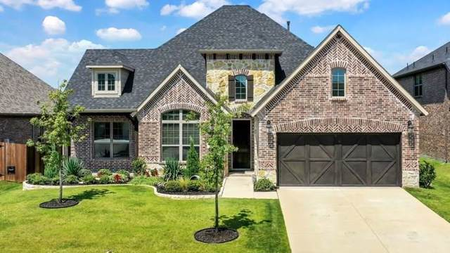 6917 Chianti Court, Rowlett, TX 75088 (MLS #14174159) :: The Real Estate Station