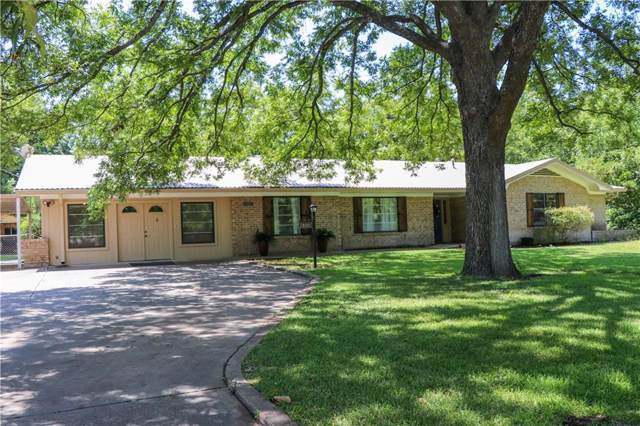 406 N Bosque, Meridian, TX 76665 (MLS #14174184) :: Lynn Wilson with Keller Williams DFW/Southlake