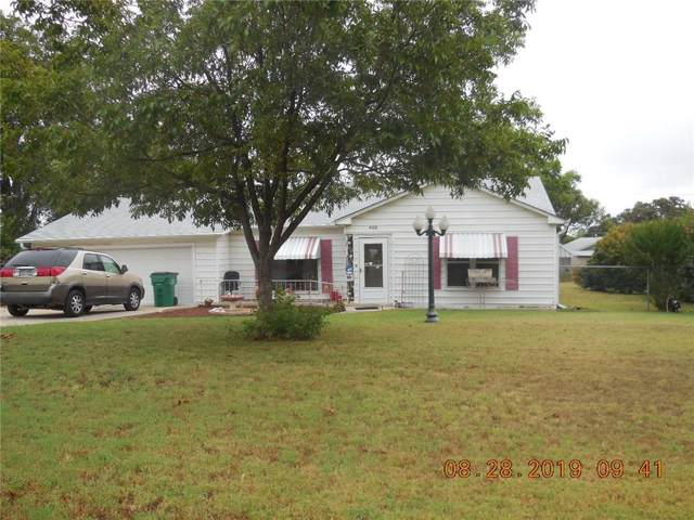 408 S Dixie Street, Eastland, TX 76448 (MLS #14174201) :: RE/MAX Town & Country