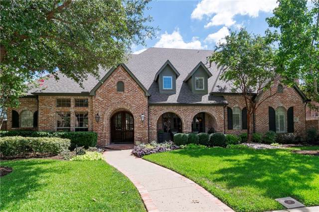 606 Levee Place, Coppell, TX 75019 (MLS #14174221) :: Hargrove Realty Group