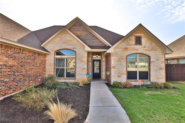 7321 Tuscany Drive, Abilene, TX 79606 (MLS #14174267) :: The Heyl Group at Keller Williams