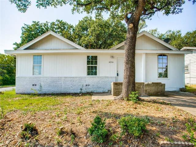 4256 Carol Avenue, Fort Worth, TX 76105 (MLS #14174290) :: All Cities Realty