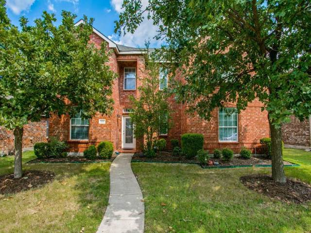 1416 Hazelwood Drive, Allen, TX 75002 (MLS #14174291) :: HergGroup Dallas-Fort Worth