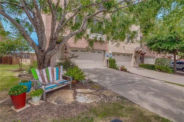 425 Busher Drive, Lewisville, TX 75067 (MLS #14174299) :: The Hornburg Real Estate Group