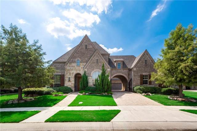 636 Scenic Drive, Irving, TX 75039 (MLS #14174393) :: All Cities Realty