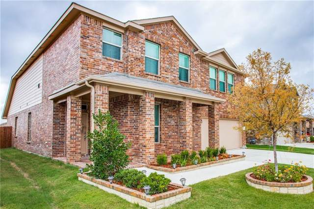 1104 Metaline Trail, Fort Worth, TX 76177 (MLS #14174396) :: Real Estate By Design