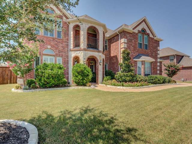 2701 Randwick Court, Trophy Club, TX 76262 (MLS #14174422) :: Kimberly Davis & Associates