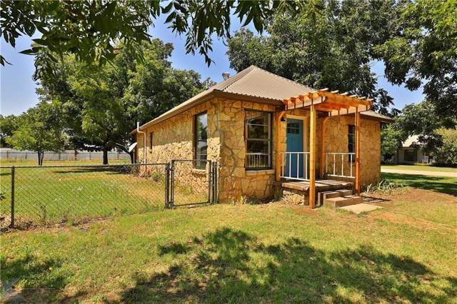426 Brown Avenue, Tuscola, TX 79562 (MLS #14174494) :: The Chad Smith Team