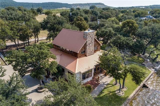 5249 Wells Drive, Possum Kingdom Lake, TX 76450 (MLS #14174512) :: The Tonya Harbin Team